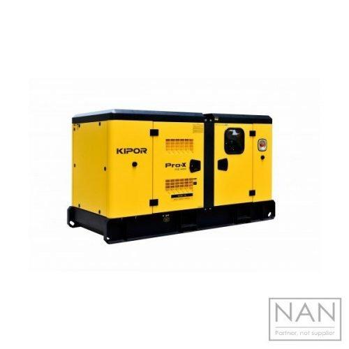 generator remorca 35kVa