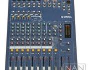 Mixer - Yamaha MG124CX